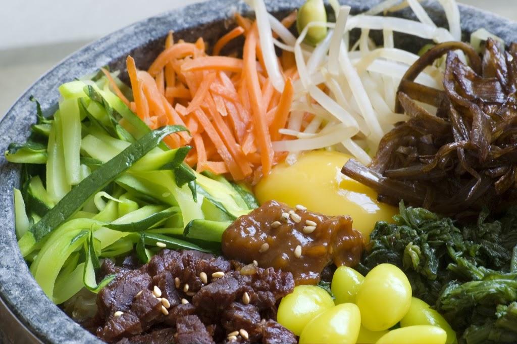 Cuisine cor enne le bibimbap kimshii for Cuisine coreenne