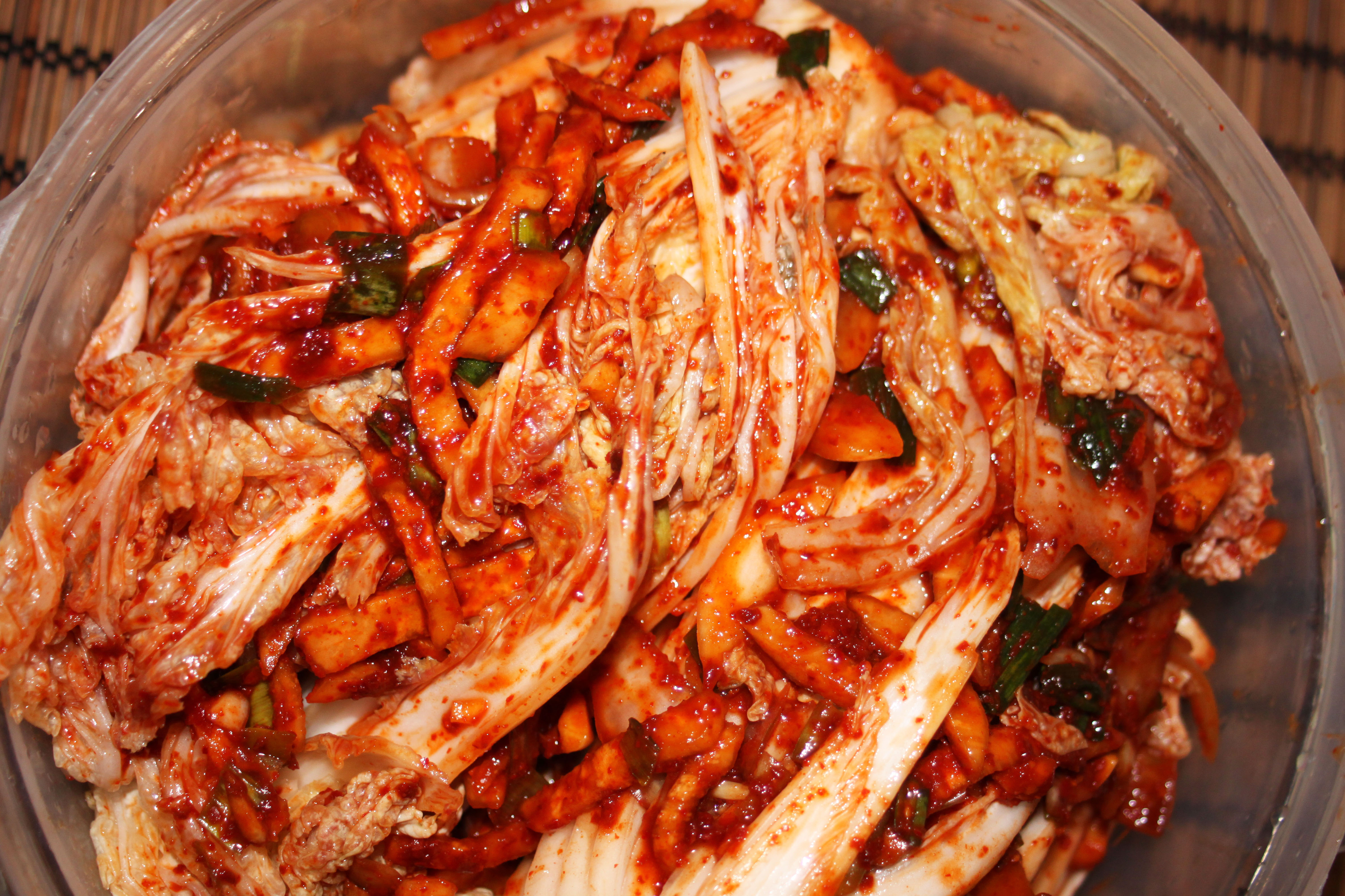 Cuisine cor enne la recette du kimchi kimshii for Cuisine coreenne