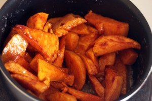 recette-coreenne-patate-douce-frite-miel7