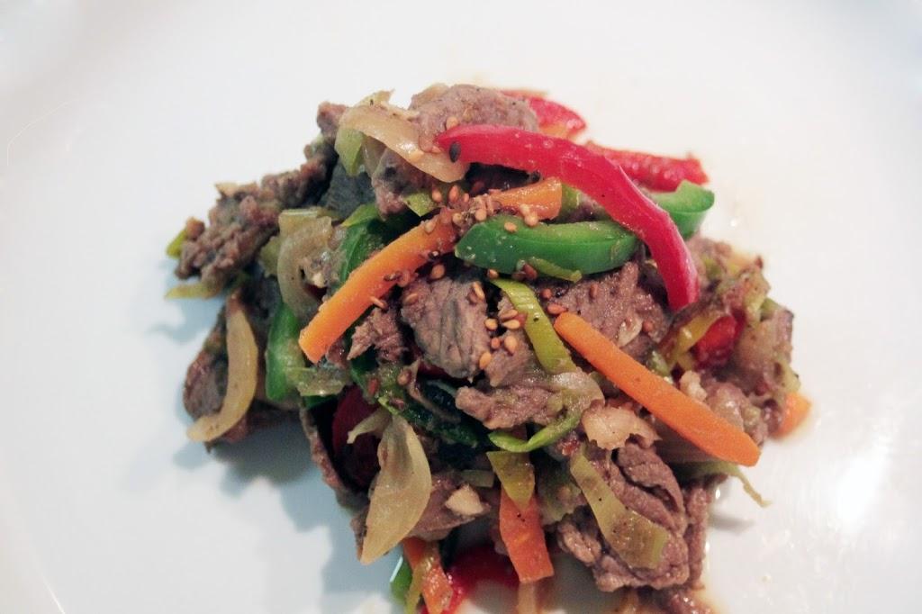 Cuisine cor enne le bulgogi kimshii for Cuisine coreenne