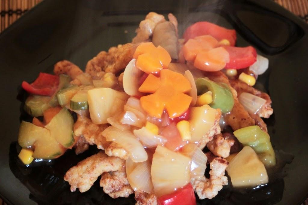 Cuisine chinoise tangsuyouk kimshii for Cuisine chinoise