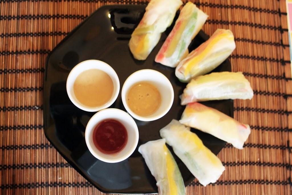cuisine vietnamienne le rouleau de printemps kimshii. Black Bedroom Furniture Sets. Home Design Ideas