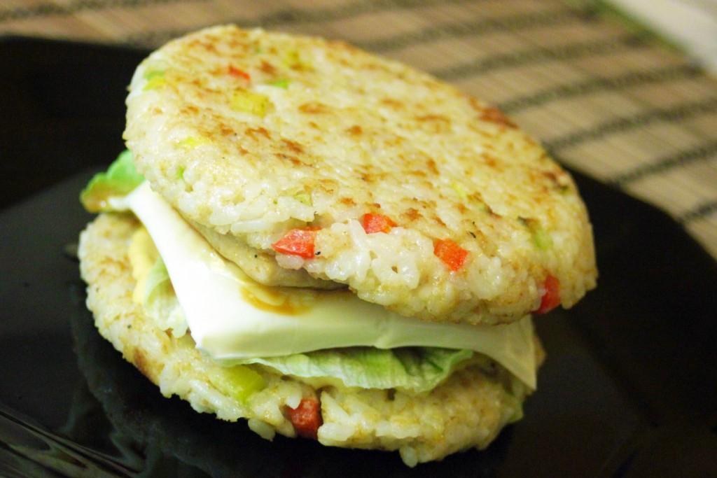 Lim-Kim-recette-coréenne-rice-burger-riz9